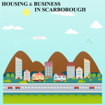 Scarborough housing & business