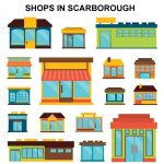 Shops in Scarborough